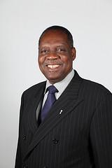 Mr. Issa Hayatou IOC member (CMR)
